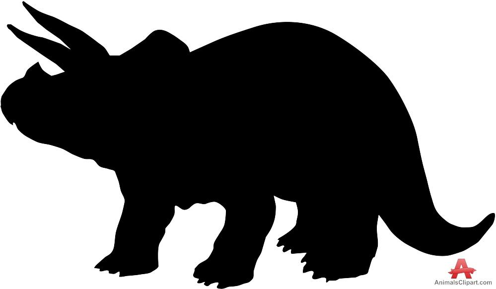 dinosaur silhouette free clipart best animal silhouettes clipart animal silhouettes clipart