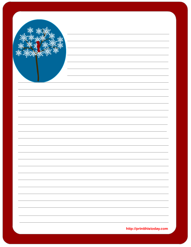 american flag writing paper American Flag Lined Writing Paper