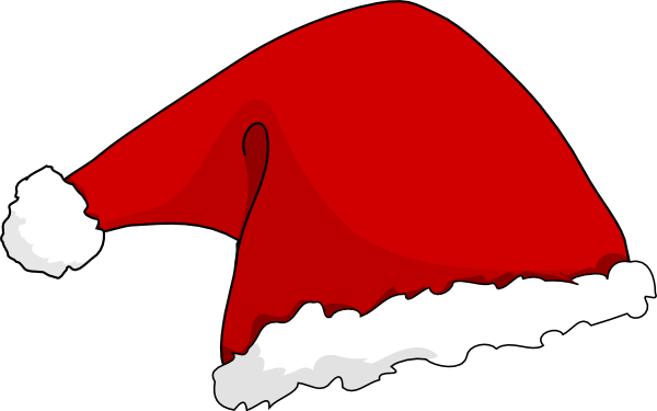 Secret Santa Clip Art - ClipArt Best