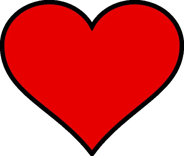 Valentine Heart Images Clip Art