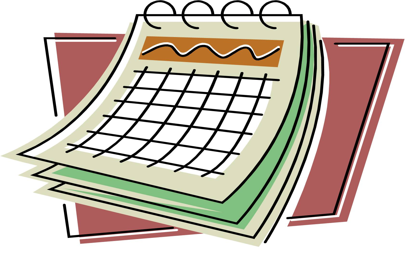 Calendar Clip Art March : November calendar clipart best