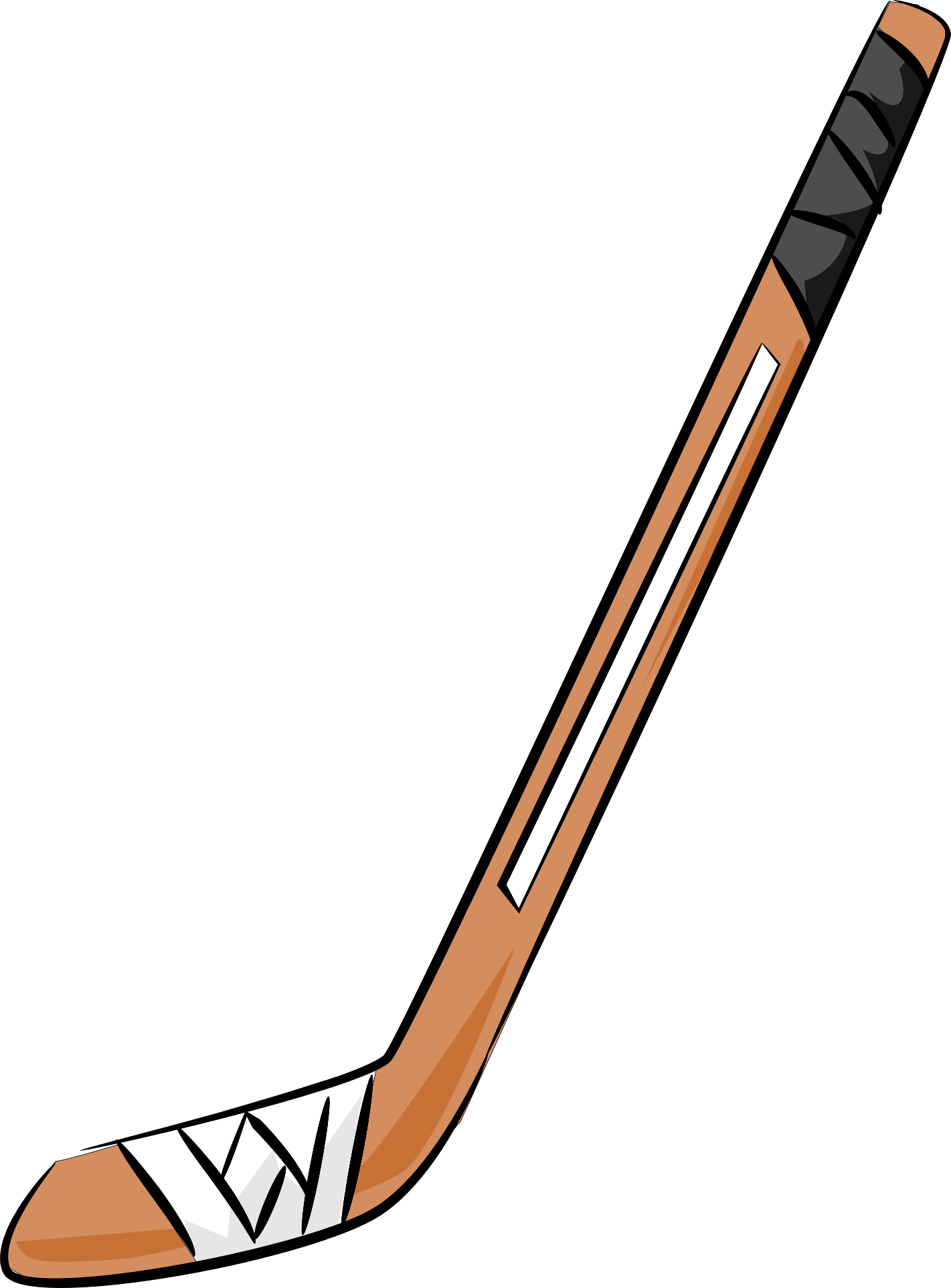 Hockey Stick Clipart Best