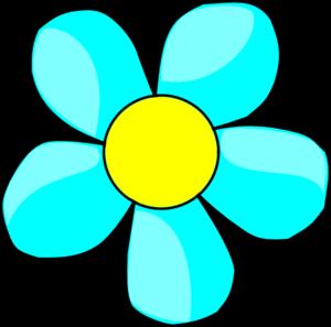 28 flower petals clipa...