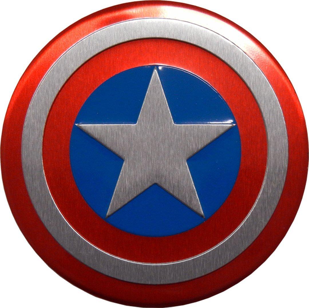 Amazon.com: Captain America Marvel Comics Superhero Shield ... Captain America Logo Clip Art