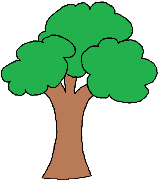 Apple Tree Clip Art | Jos Gandos Coloring Pages For Kids: www.clipartbest.com/clipart-apple-tree