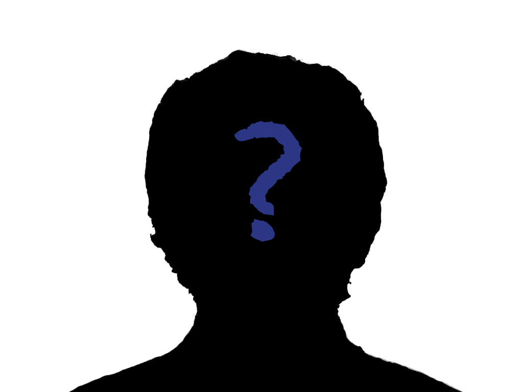 Question Mark Silhouette - ClipArt Best