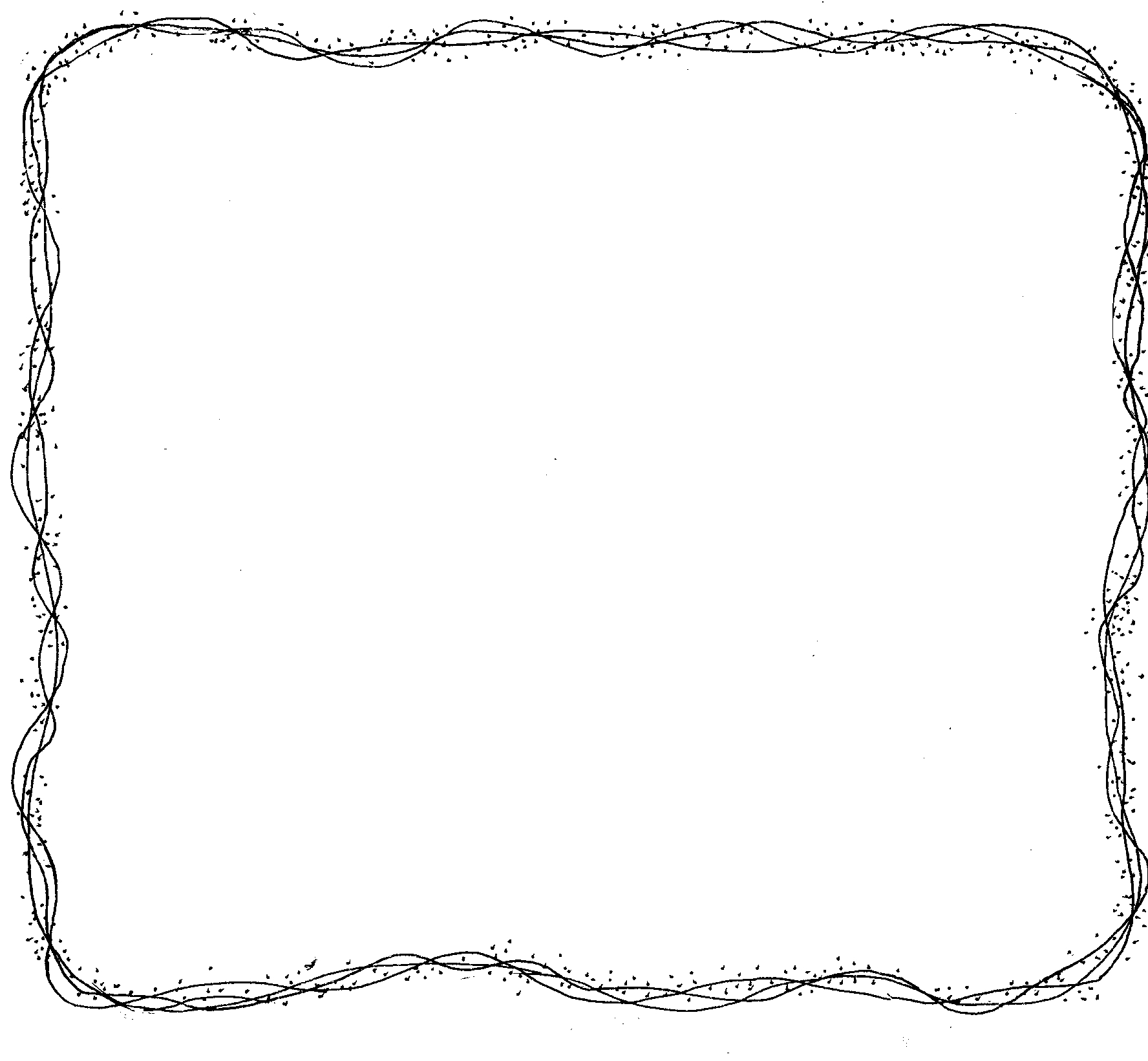 Straight Line Border Clipart : Wavy line border clipart best