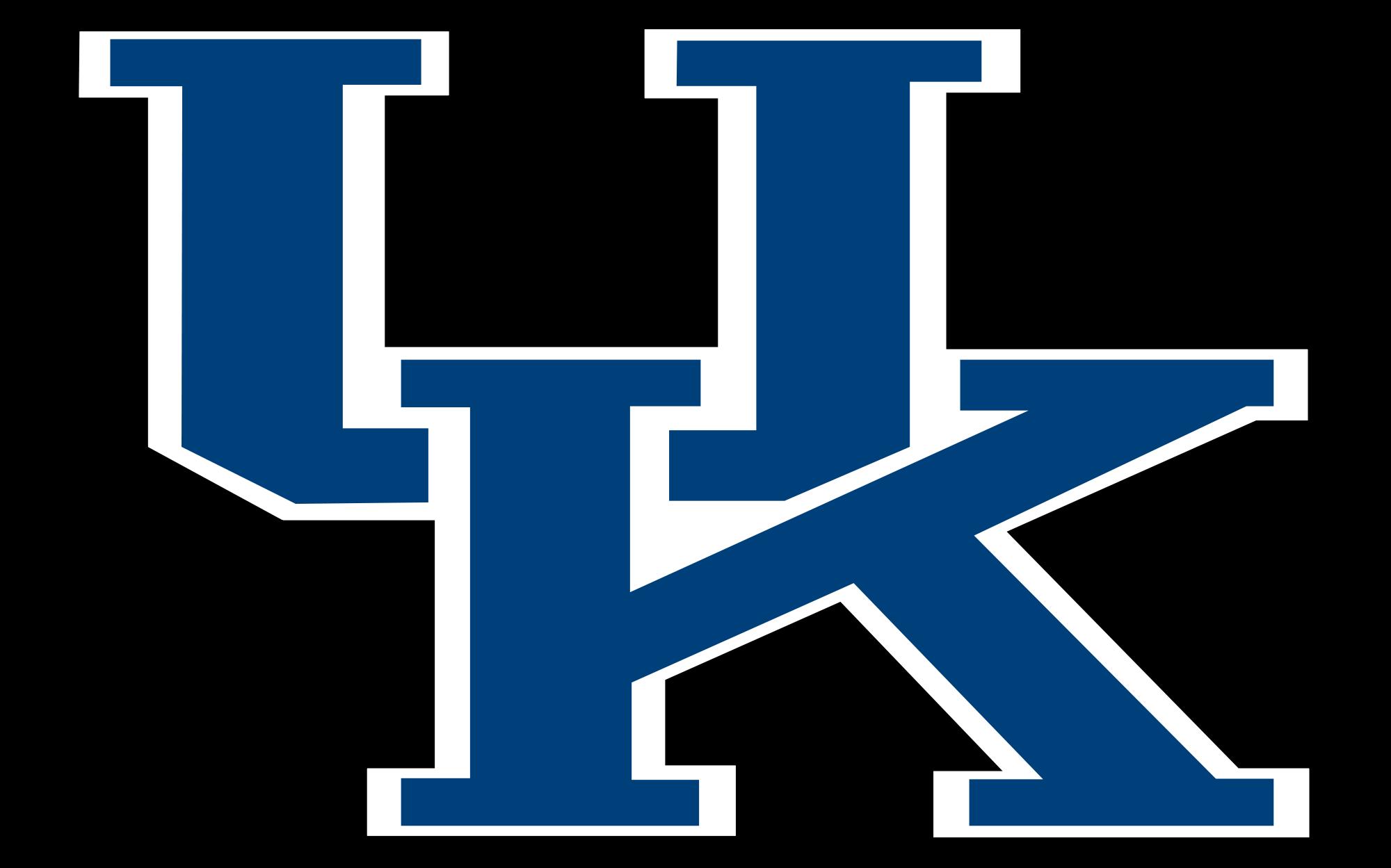 The University Of Kentucky And: University Of Kentucky Basketball Logo