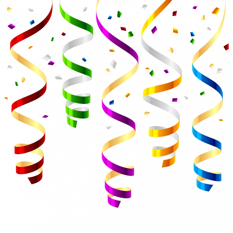 Confetti Png - ClipArt Best