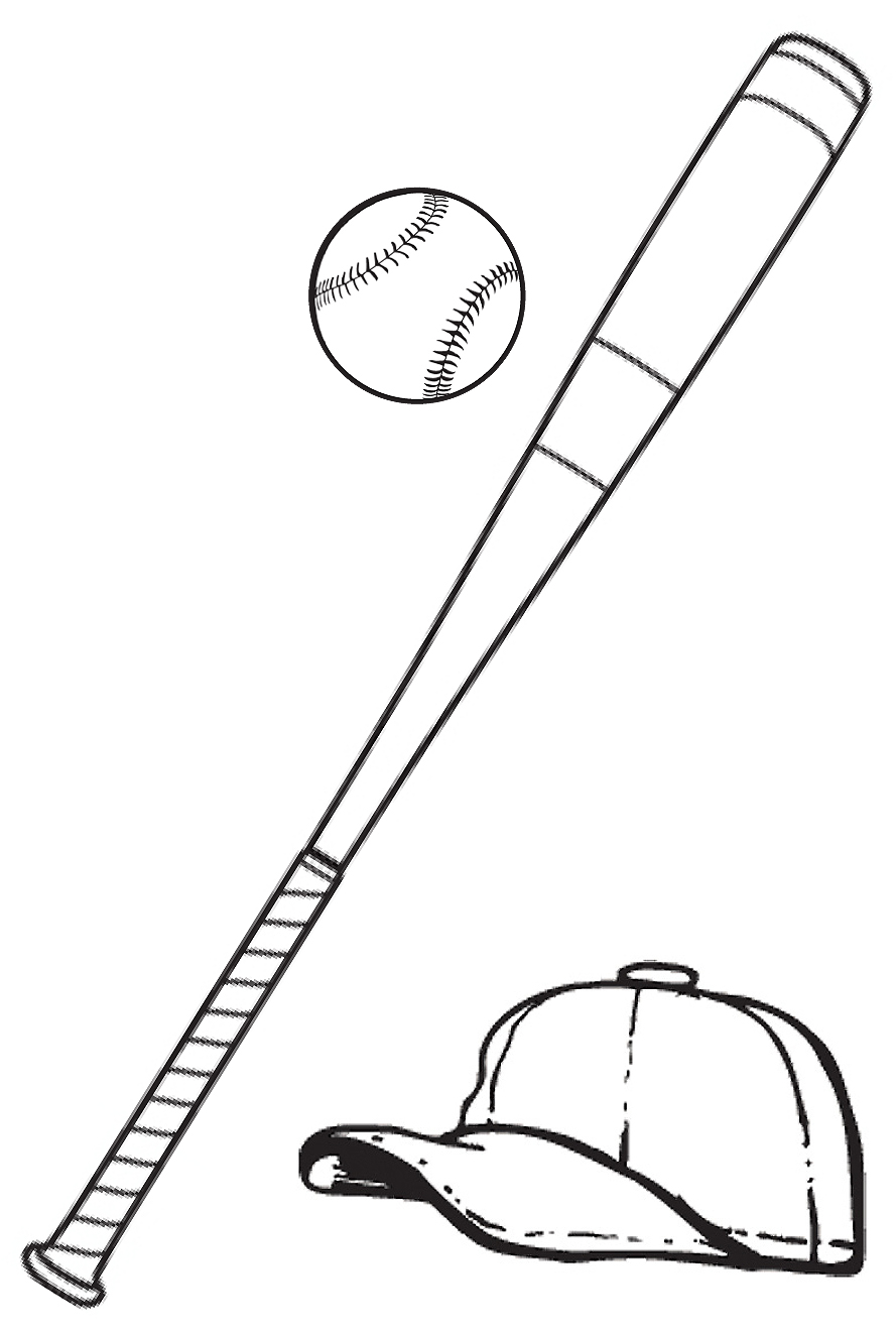 Baseball Bats Drawings Baseball Bat Drawings Frees