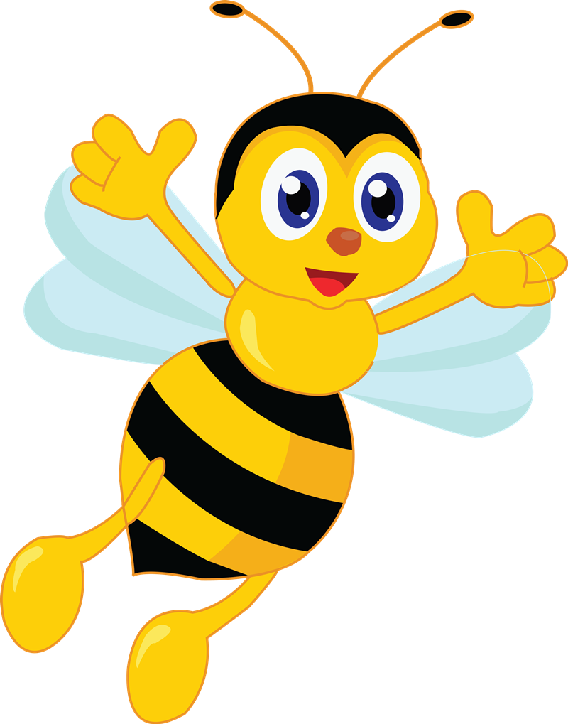 Cartooning The Ultimate Character Design Book Free Download : Cartoon bees clipart best