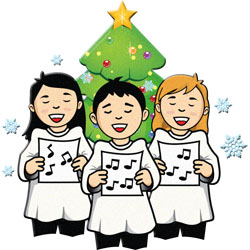 Christmas Carolers Clipart - ClipArt Best