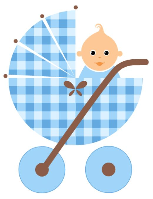Free clipart baby shower boy - ClipartFox
