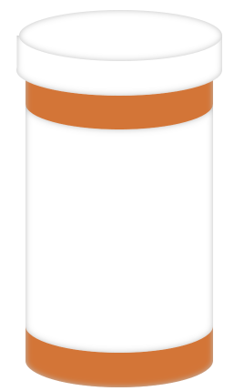 Pill Bottle Clip Art | Health, Cancer, Liver, and Surgery ...