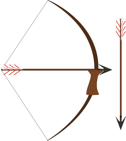 Archery Bow Clipart - ClipArt Best
