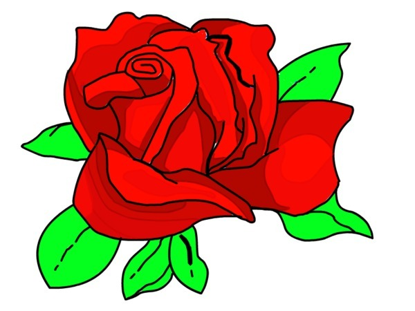 cartoon rose free cliparts that you can download to you computer ...
