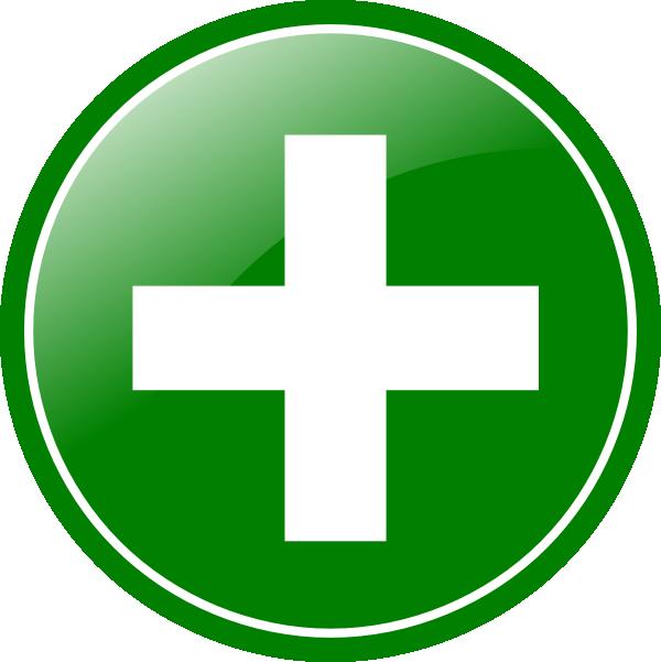 Doctor Symbol Plus - ClipArt Best