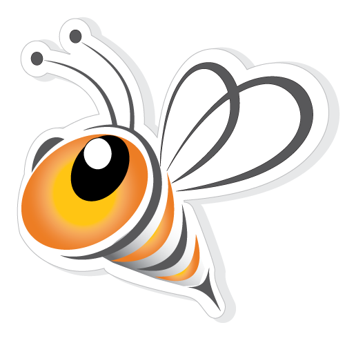 bee logos clip art - photo #14