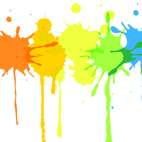 Paint Splatter Background » Background Labs