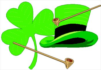 Free Shamrock-Hat-1 Clipart - Free Clipart Graphics, Images and ...