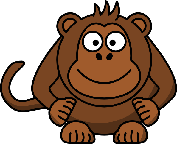 Animated Monkeys Pictures - ClipArt Best