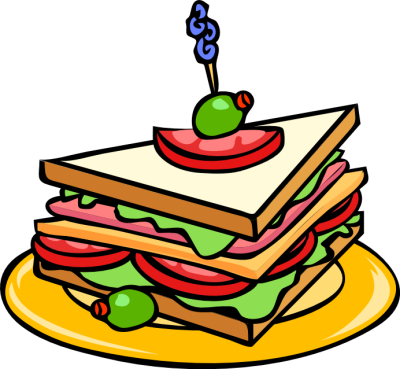 Clipart Of Food Items - ClipArt Best