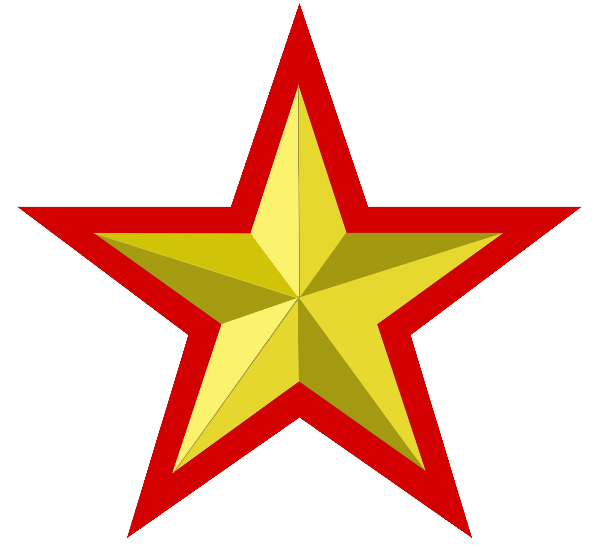 Images Of A Star Clipart Best