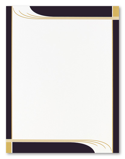 Business Stationery, Corporate Letterhead
