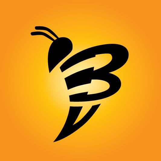 35+ sample of using bee in logo design for inspiration ...