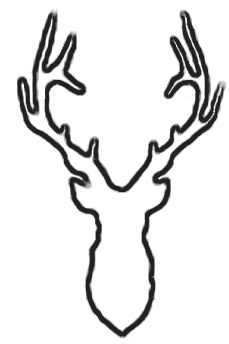 Whitetail deer antlers clipart likewise Hertje Dier Silhouettes 16053053 additionally Search as well Duck In Flight Decal Md 1001 Wildlife Waterfowl Hunting Stickers together with Dcows   images horse4. on browning deer head clip art