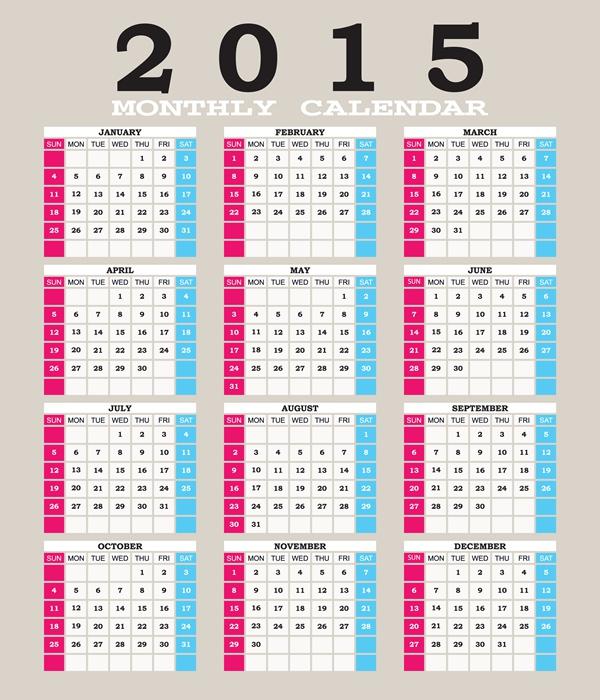 Calendar Vector Art Free : Calendar vector free download clipart best