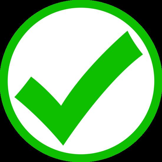 check green clipart best check mark clip art word check mark clip art for powerpoint