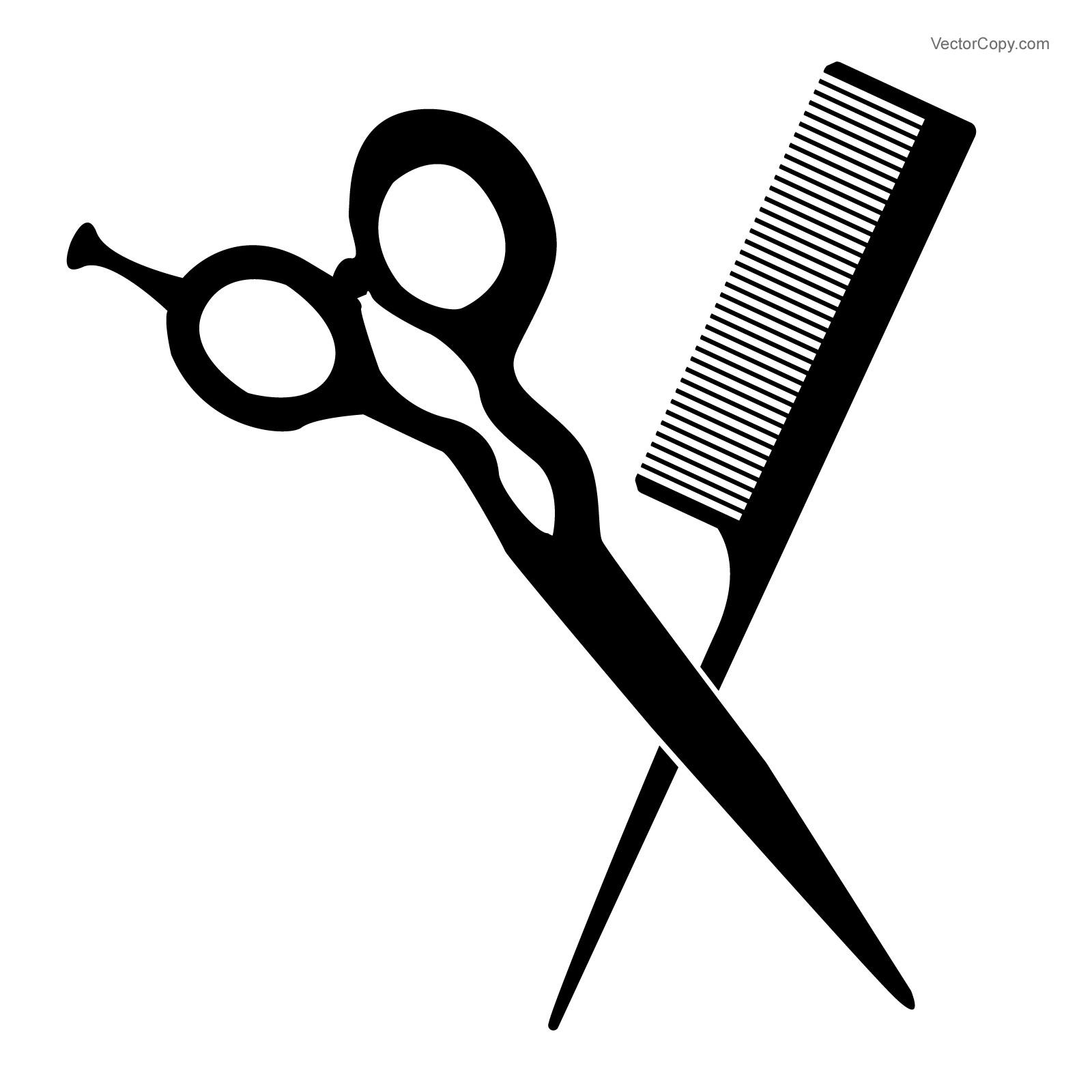 Scissors Clipart Black And White - ClipArt Best