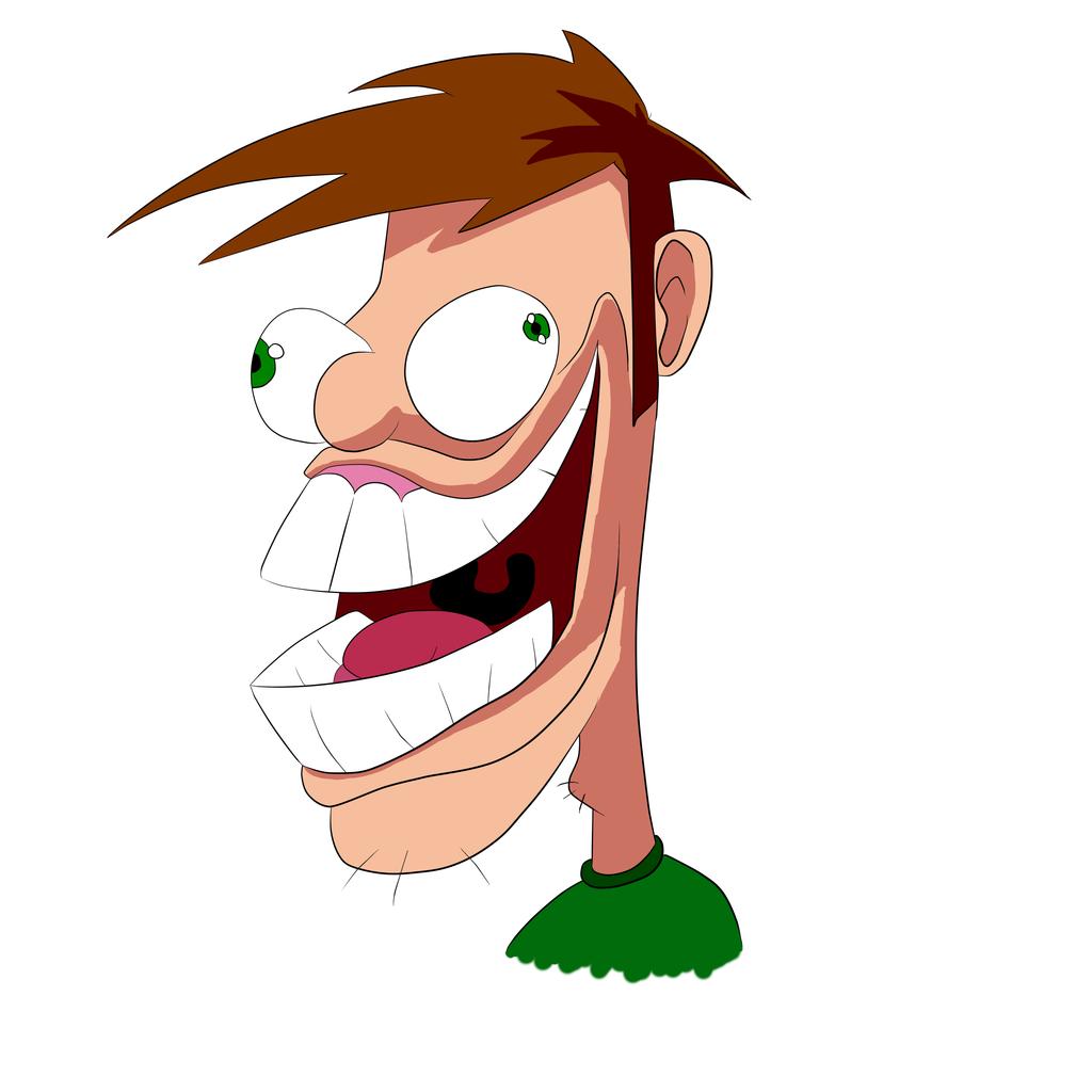 Crazy Cartoon - ClipArt Best