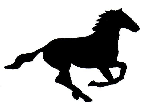 horse logos clipart best running horse clipart black and white running horse clipart black and white
