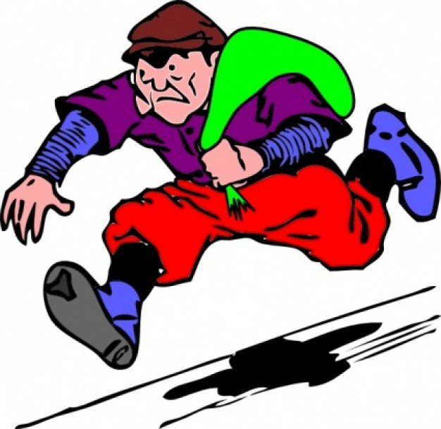 Robbery Clip Art - ClipArt Best