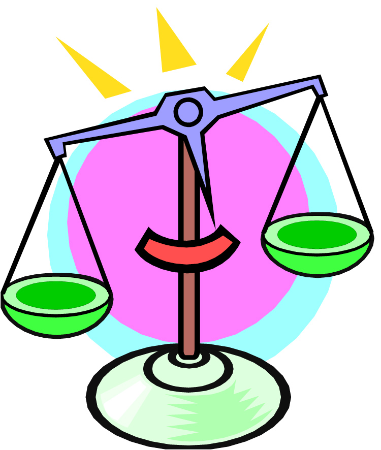 Tilted Balance Scale Clipart - ClipArt Best - ClipArt Best