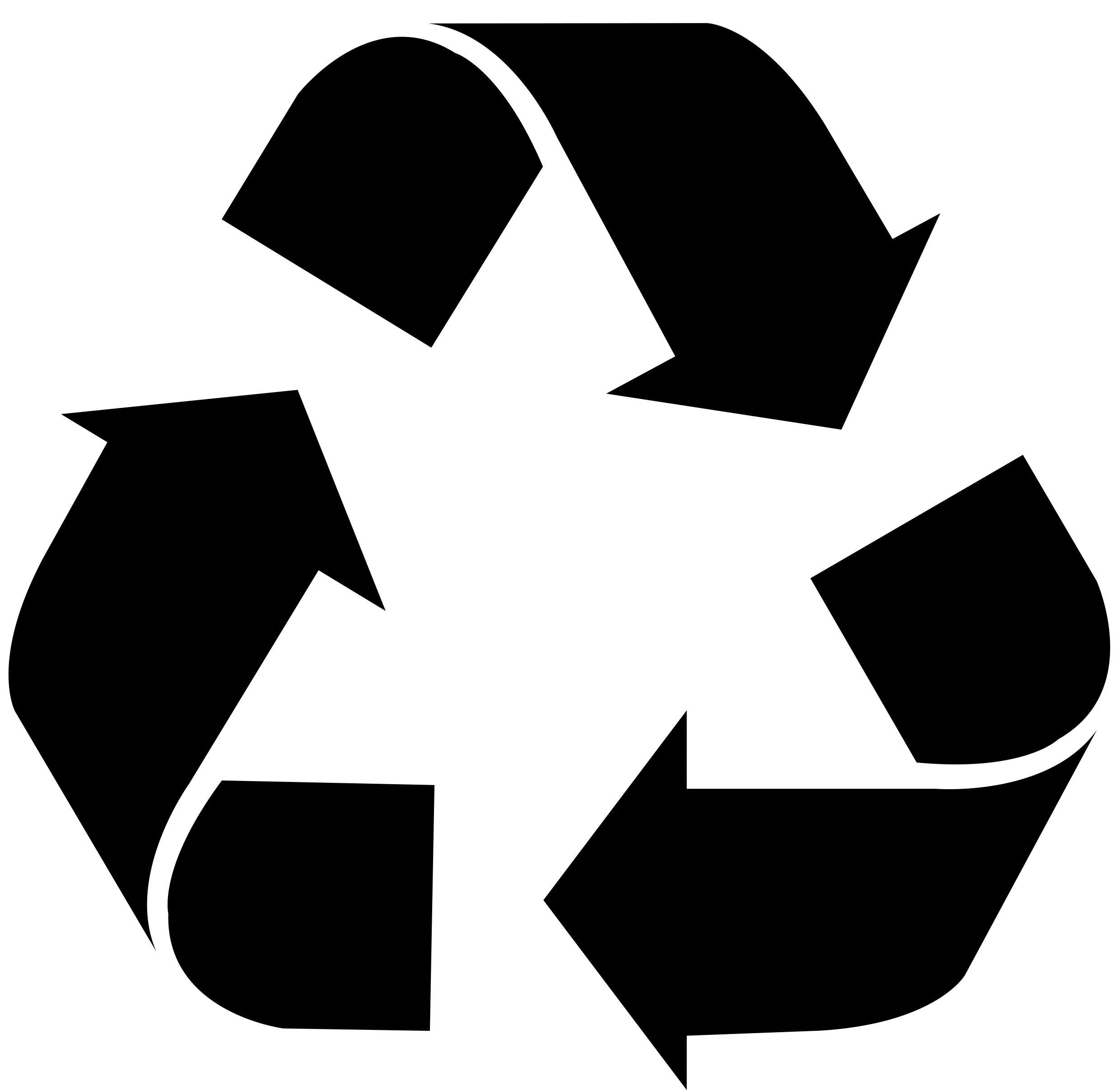 Recyclable pe logo vector (. Eps) free download.