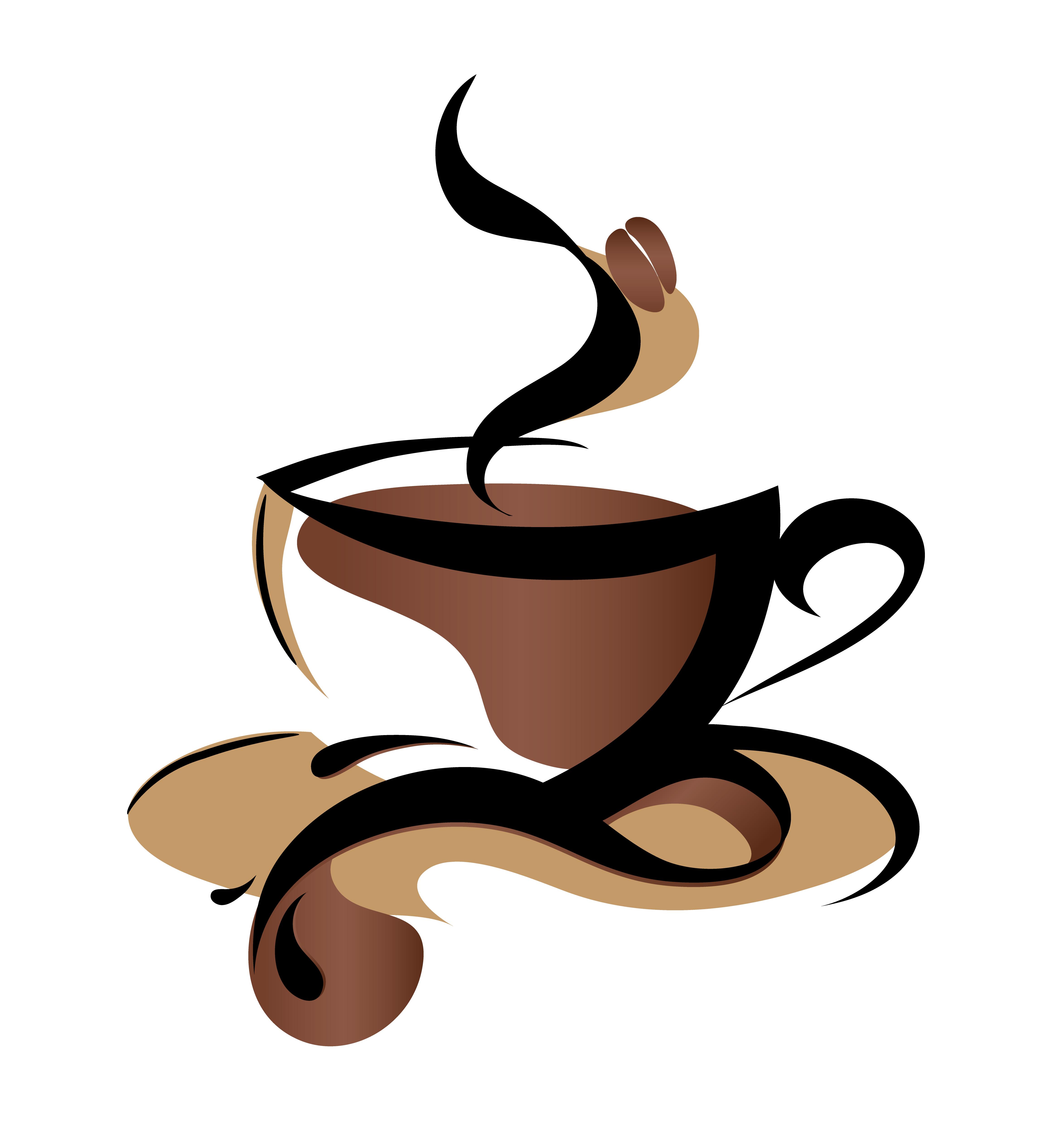 coffee can clip art - photo #6