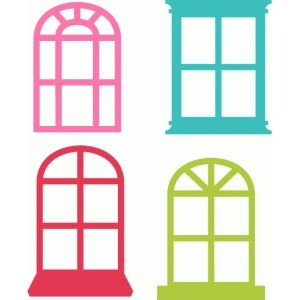Window clipart best for Window design clipart