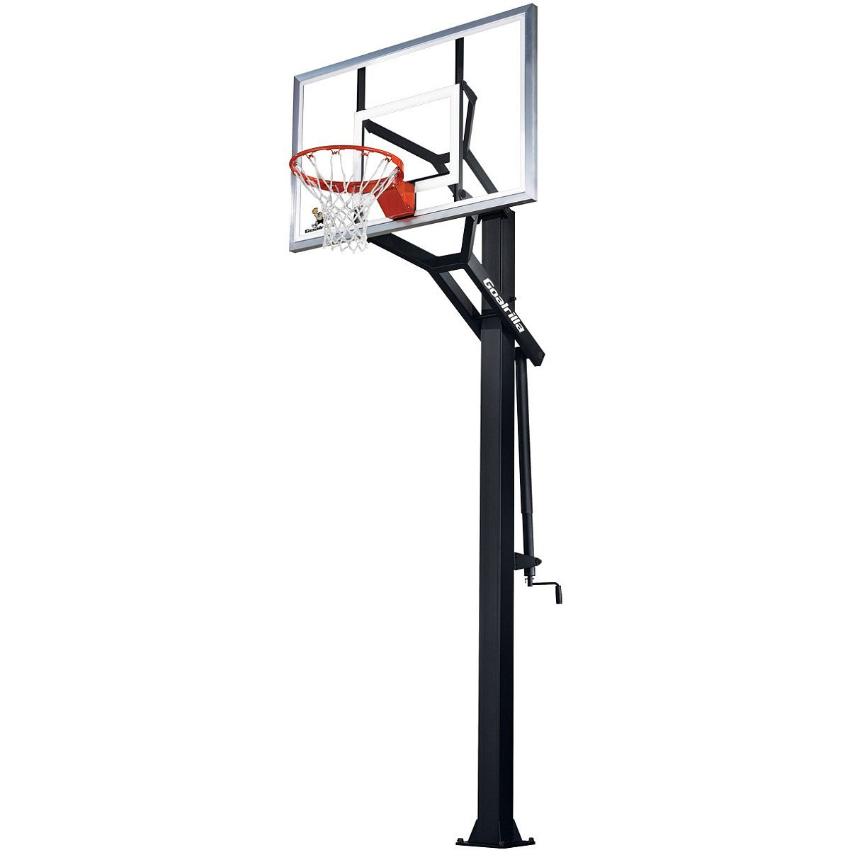 Amazon.com : Goalrilla GLR GS 54 Basketball System : In Ground ...