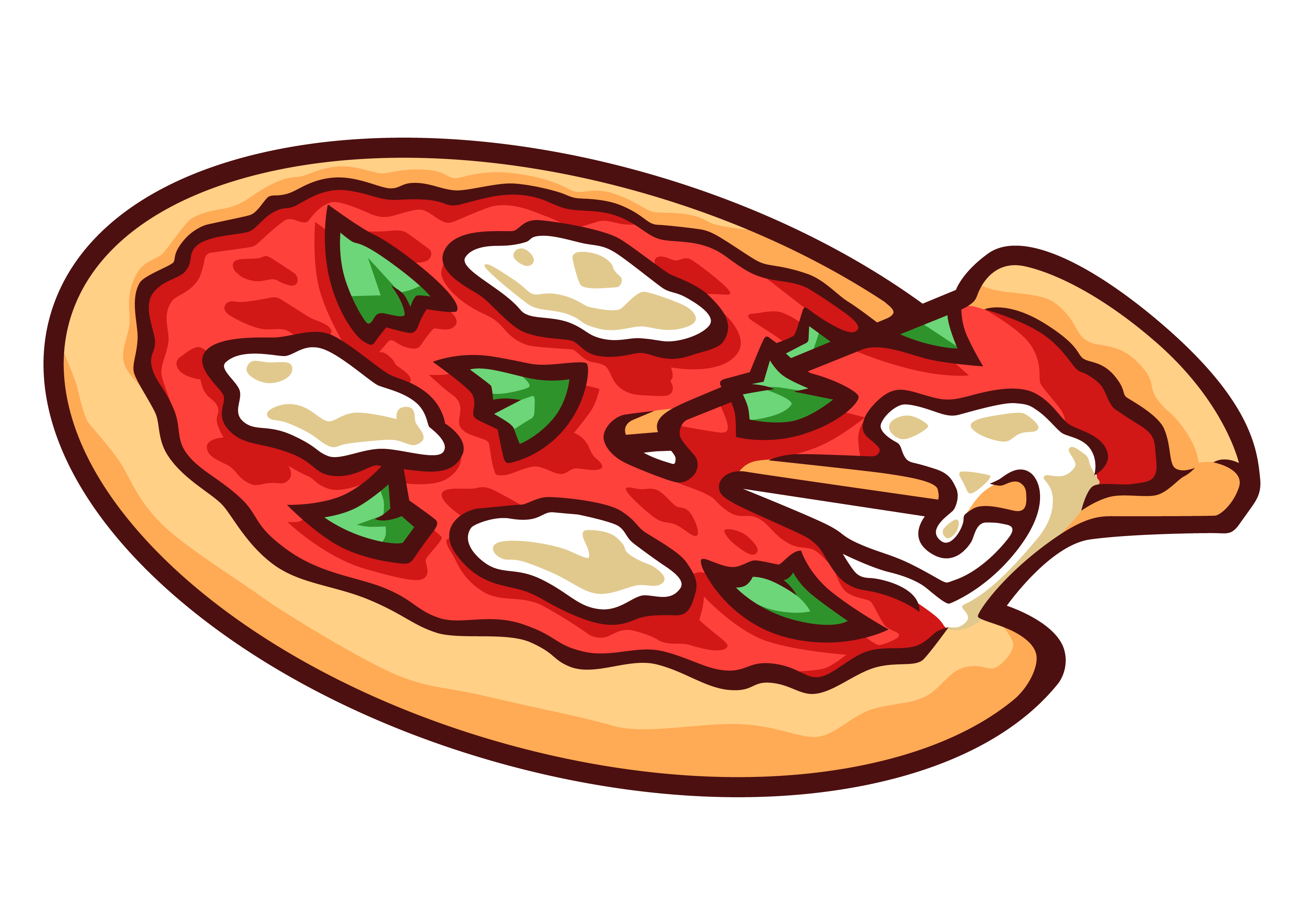 whole pizza clip art whole pizza image id-44097 | Clipart PIctures