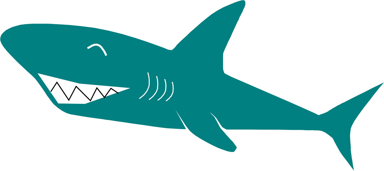 free animated shark clipart - photo #38