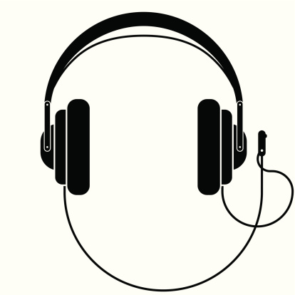 Picture Headphones - ClipArt Best
