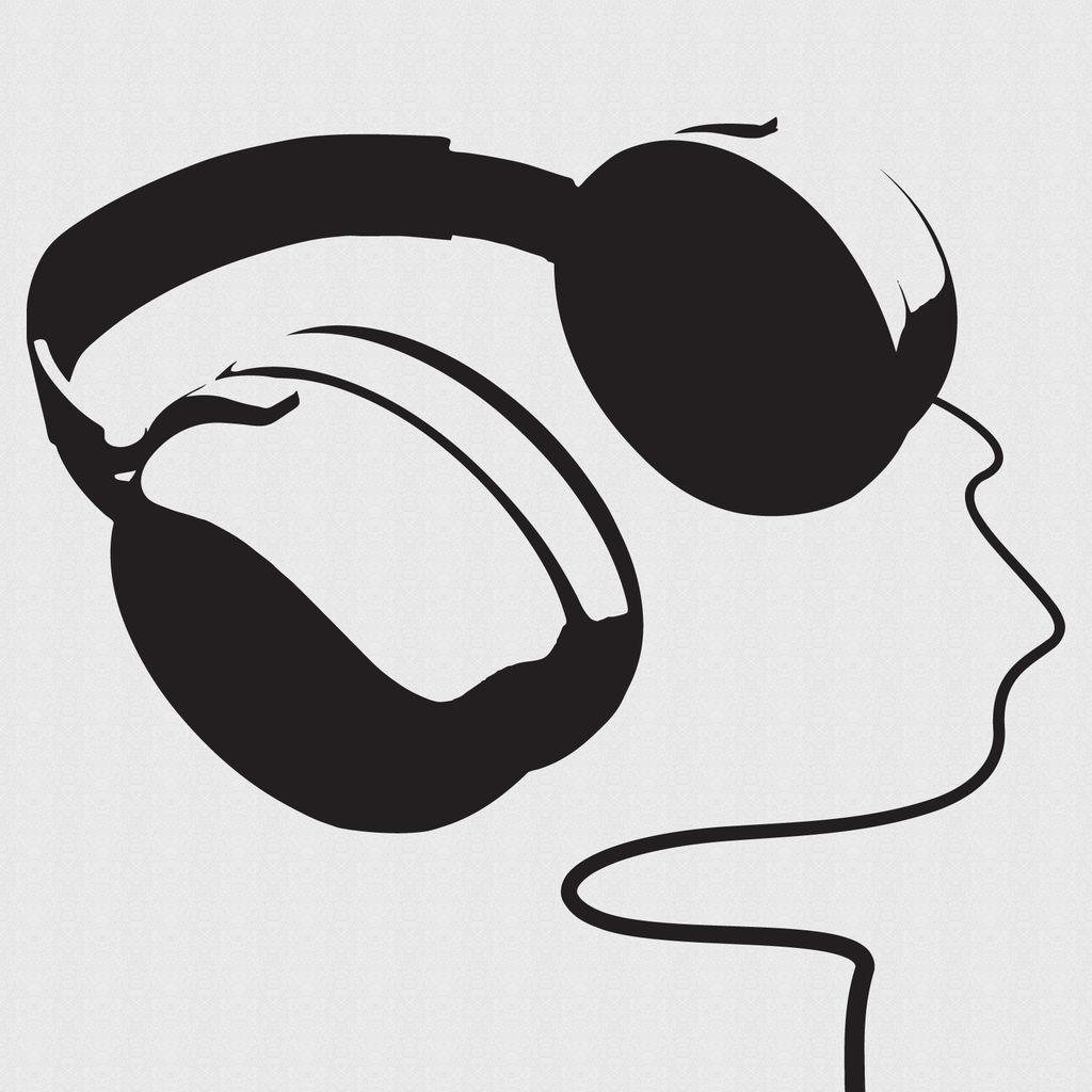 headphone clip arts