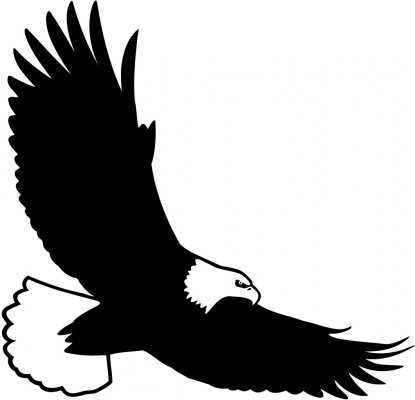 Clip Art Bald Eagle Clipart bald eagle clip art clipart best free clipart