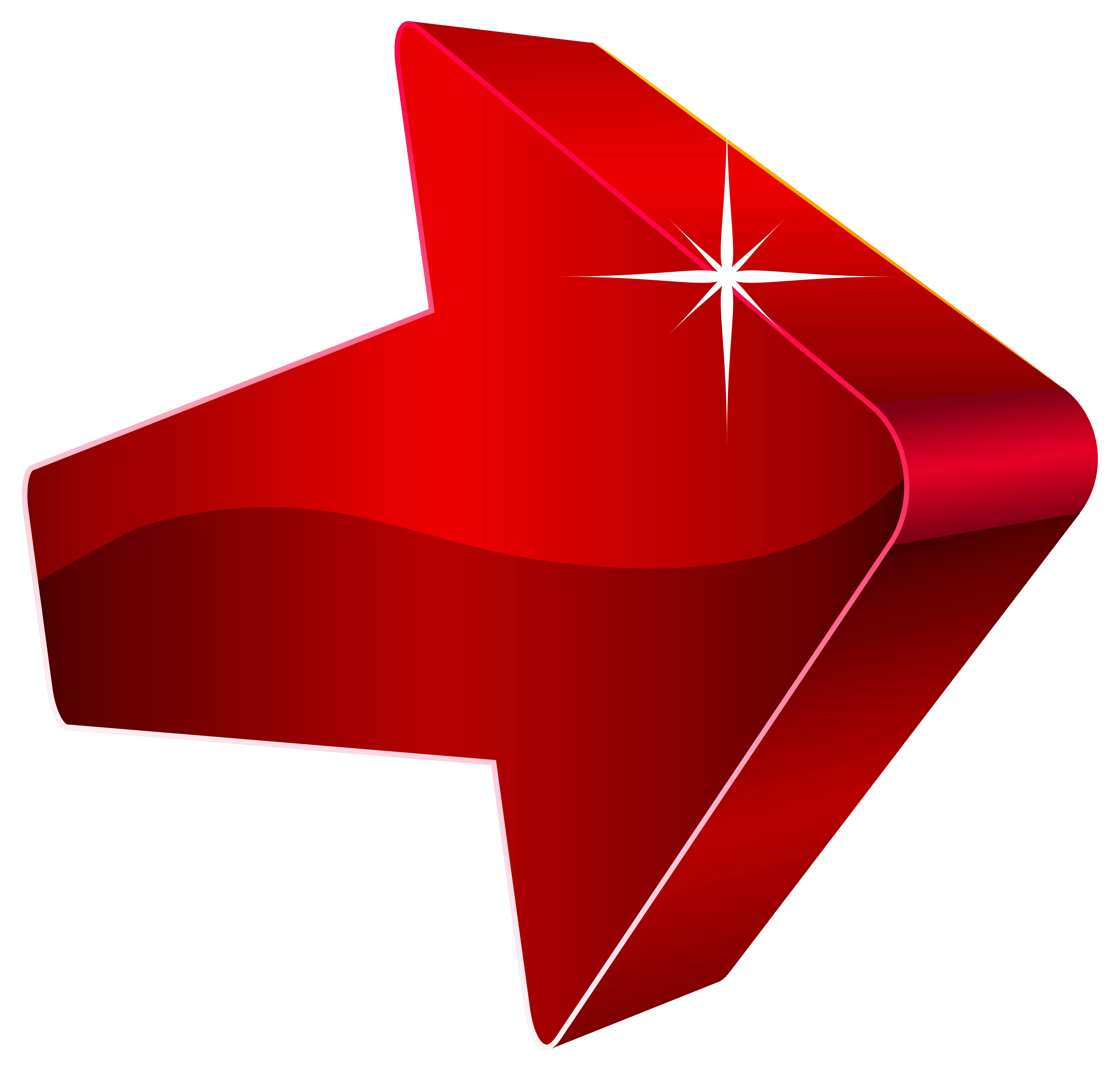 Red Arrow Png - ClipArt Best