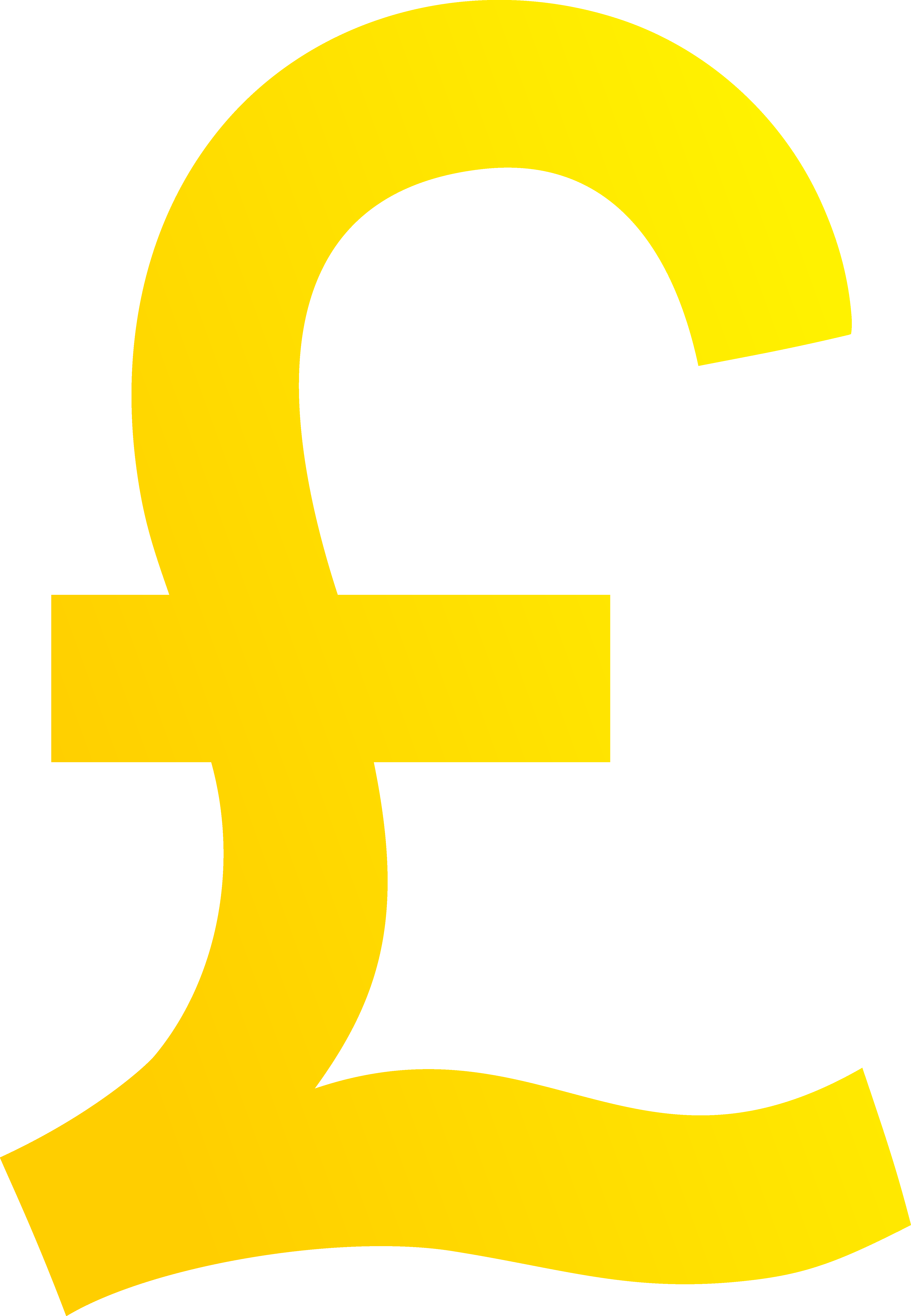 Pound sterling clipart