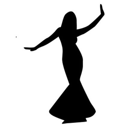 Of Women Dancing - ClipArt Best