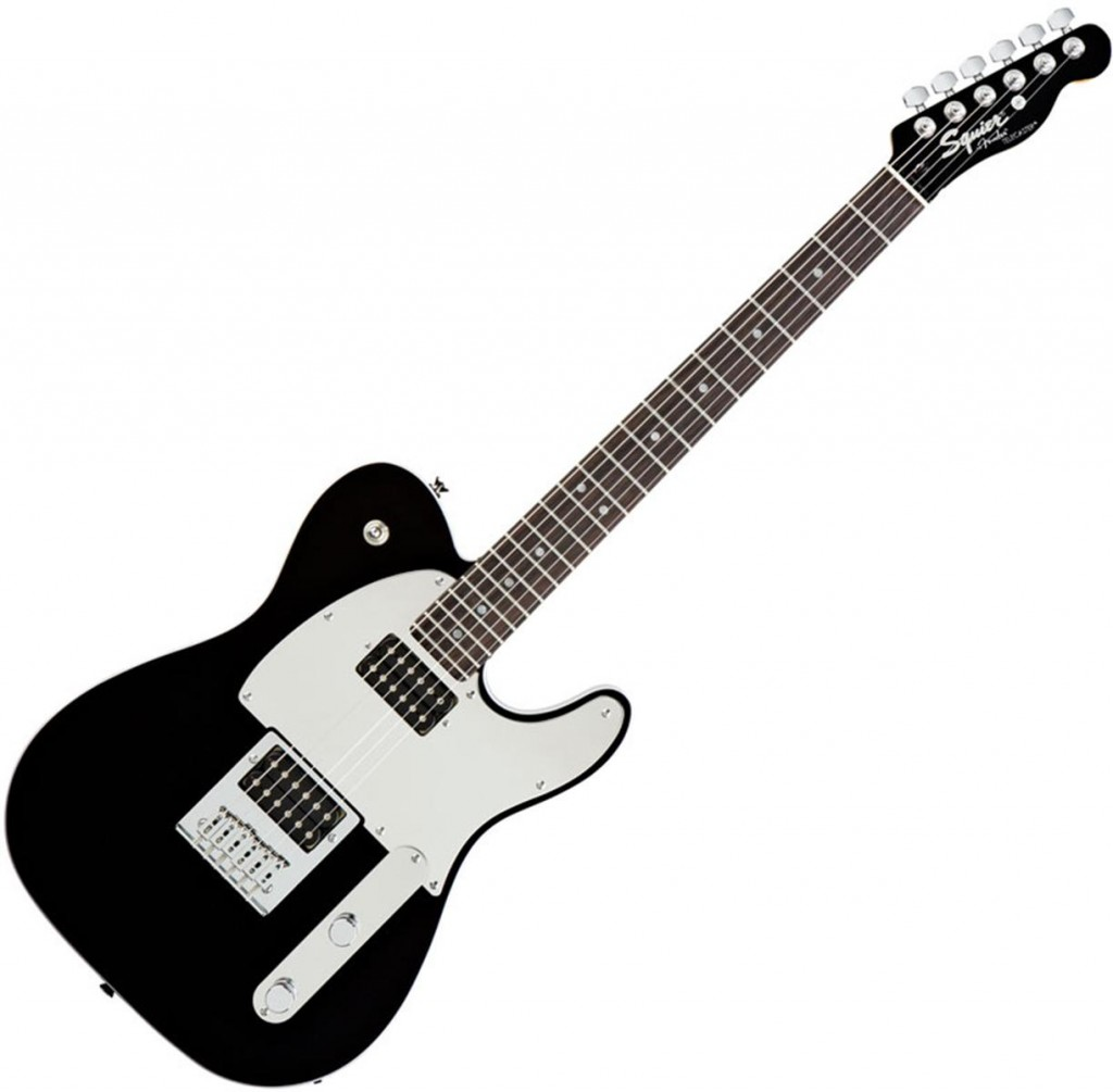 Black And White Guitar - ClipArt Best